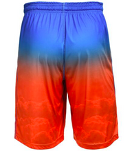 Load image into Gallery viewer, New York Mets Shorts - Gradient Big Logo Training Shorts