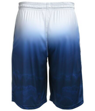 Load image into Gallery viewer, New York Yankees Shorts - Gradient Big Logo Training Shorts