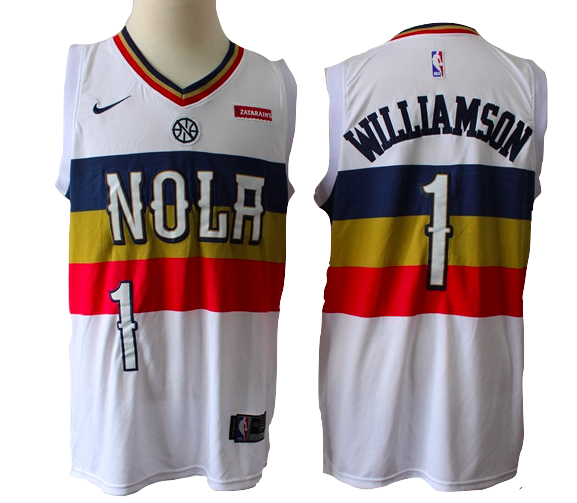 New Orleans Pelicans Jersey - Zion Williamson