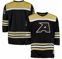 Load image into Gallery viewer, Army Black Knights Jersey - Custom Black Hockey Jersey - Any Name and Number