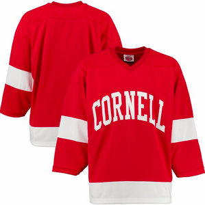 Cornell Big Red Jersey - Custom Hockey Jersey - Any Name and Number
