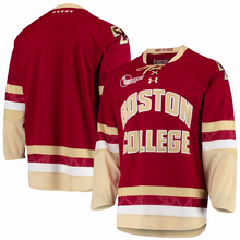 Load image into Gallery viewer, Boston College Eagles Jersey - Custom Hockey Jersey - Any Name and Number