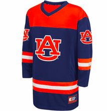 Load image into Gallery viewer, Auburn Tigers Jersey - Custom Hockey Jersey - Any Name and Number