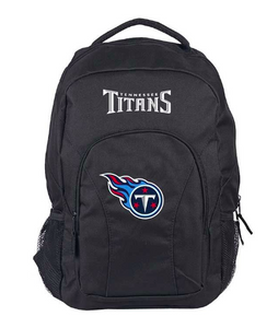 Tennessee Titans Backpack - Draft Day Backpack