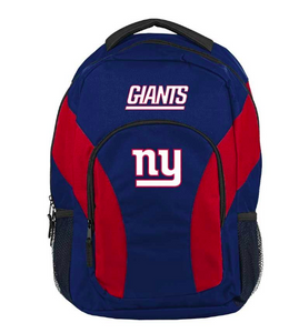 New York Giants Backpack - Draft Day Backpack