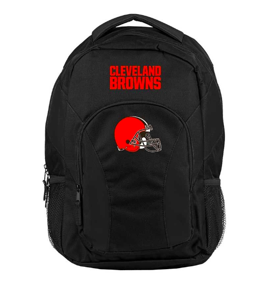 Cleveland Browns Backpack - Draft Day Backpack