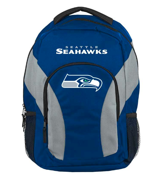 Seattle Seahawks Backpack - Draft Day Backpack