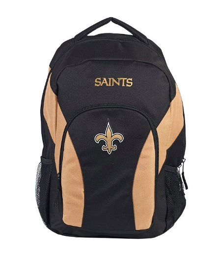 New Orleans Saints Backpack - Draft Day Backpack