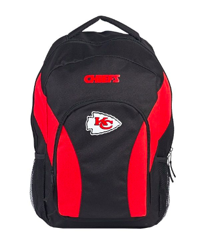 Kansas City Chiefs Backpack - Draft Day Backpack