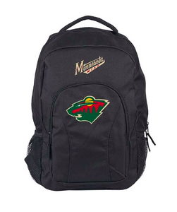 Minnesota Wild Backpack - Draft Day Backpack