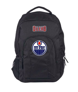 Edmonton Oilers Backpack - Draft Day Backpack