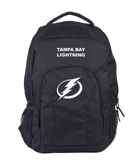 Tampa Bay Lightning Backpack - Draft Day Backpack
