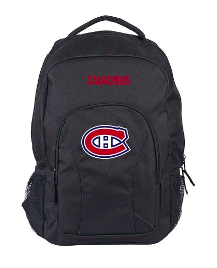 Montreal Canadiens Backpack - Draft Day Backpack