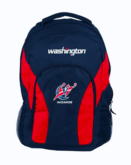 Washington Wizards Backpack - Draft Day Backpack