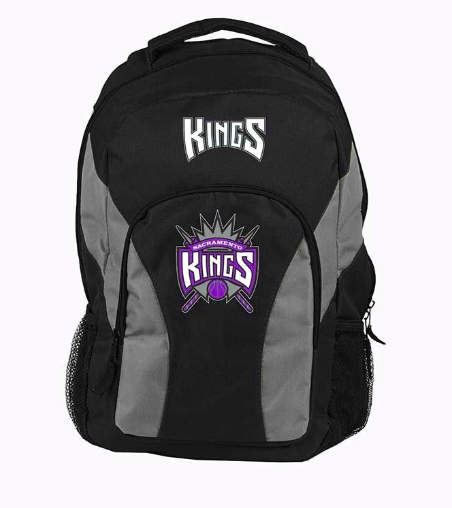 Sacramento Kings Backpack - Draft Day Backpack