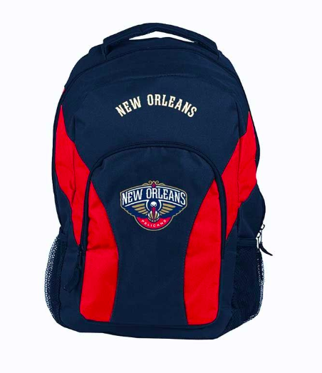 New Orleans Pelicans Backpack - Draft Day Backpack