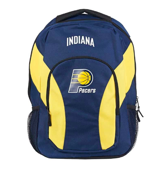 Indiana Pacers Backpack - Draft Day Backpack