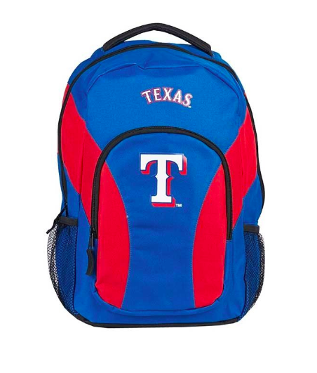 Texas Rangers Backpack - Draft Day Backpack