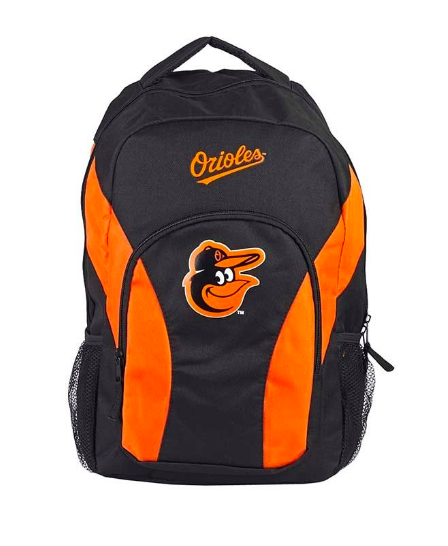 Baltimore Orioles Backpack - Draft Day Backpack