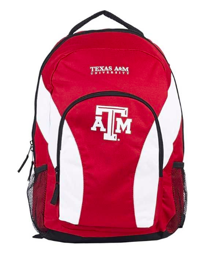 Texas A&M Aggies Backpack - Draft Day Backpack