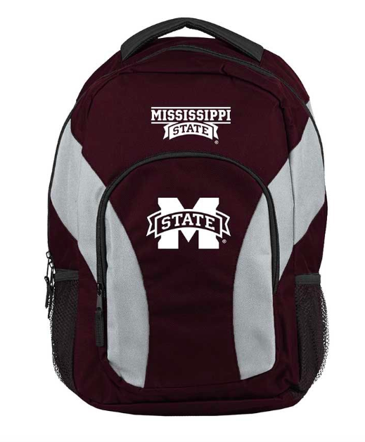 Mississippi State Bulldogs Backpack - Draft Day Backpack