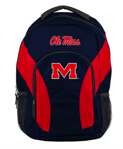 Ole Miss Rebels Backpack - Draft Day Backpack