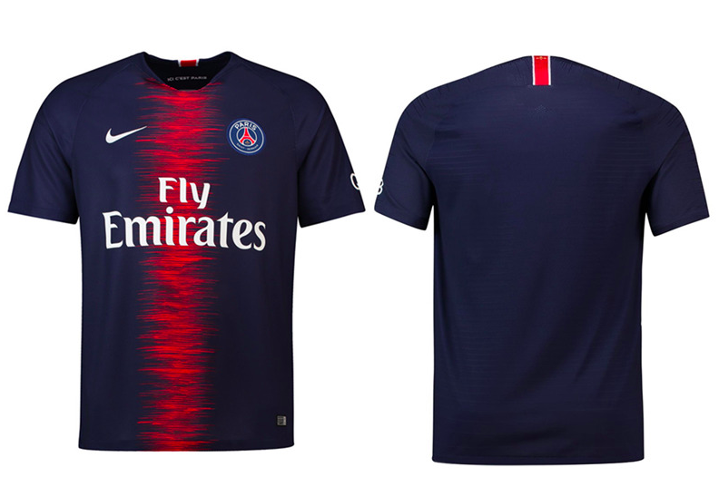 Paris Saint-Germain Jersey - Custom Any Name or Number
