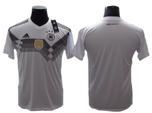Load image into Gallery viewer, Germany 2018 FIFA World Cup Jersey - Custom Any Name or Number White Jersey