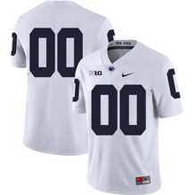 Load image into Gallery viewer, Penn State Nittany Lions Jersey - Custom White Jersey - Any Name and Number