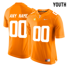 Load image into Gallery viewer, Tennessee Volunteers Jersey - Custom YOUTH Orange Jersey - Any Name and Number