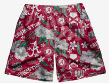 Load image into Gallery viewer, Alabama Crimson Tide Shorts - City Style Swimming Trunks