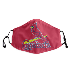 St. Louis Cardinals Face Mask - Reuseable, Fashionable, Several Styles