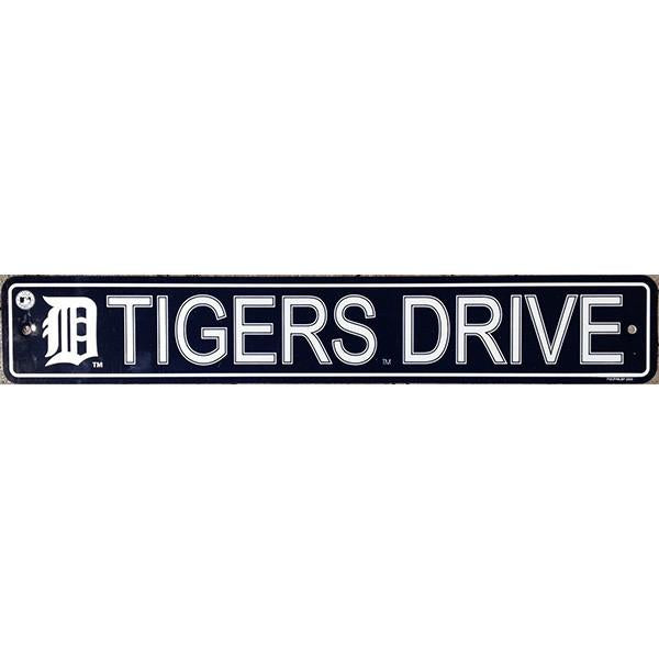 Detroit Tigers Street Sign - 4