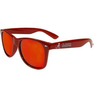 Alabama Crimson Tide Sunglasses -  Team Mirrored Sunglasses