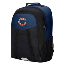 "Load image into Gallery viewer, Chicago Bears Backpack - ""Scorcher"" Sports Backpack"