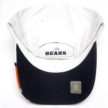 Load image into Gallery viewer, Chicago Bears Hat - Sharktooth Style Team Logo