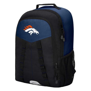 "Denver Broncos Backpack - ""Scorcher"" Sports Backpack"
