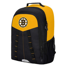 "Load image into Gallery viewer, Boston Bruins Backpack - ""Scorcher"" Sports Backpack"