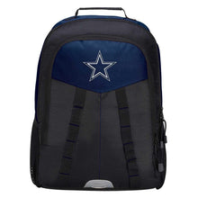 "Load image into Gallery viewer, Dallas Cowboys Backpack - ""Scorcher"" Sports Backpack"