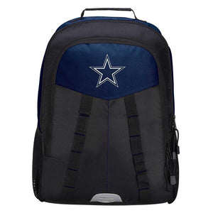 "Dallas Cowboys Backpack - ""Scorcher"" Sports Backpack"