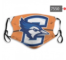 Load image into Gallery viewer, Creighton Bluejays Face Mask - Reuseable, Fashionable, Washable
