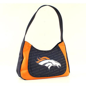 Denver Broncos Purse - Team Logo Handbag