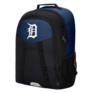 "Detroit Tigers Backpack - ""Scorcher"" Sports Backpack"