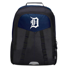 "Load image into Gallery viewer, Detroit Tigers Backpack - ""Scorcher"" Sports Backpack"