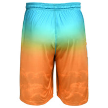 Load image into Gallery viewer, Miami Dolphins Shorts - Gradient Big Logo Training Shorts