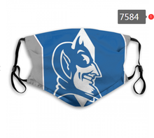 Load image into Gallery viewer, Duke Blue Devils Face Mask - Reuseable, Fashionable, Washable