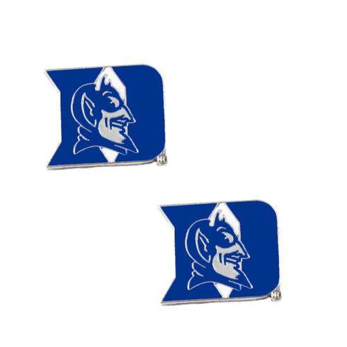Duke Blue Devils earrings - post stud earrings