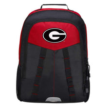 "Load image into Gallery viewer, Georgia Bulldogs Backpack - ""Scorcher"" Sports Backpack"