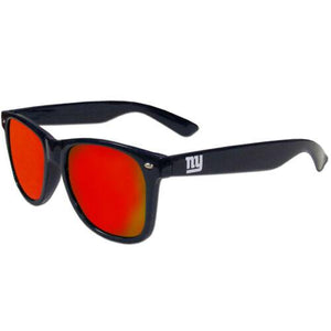 New York Giants Sunglasses -  Team Mirrored Sunglasses