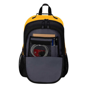 "Pittsburgh Steelers Backpack - ""Scorcher"" Sports Backpack"